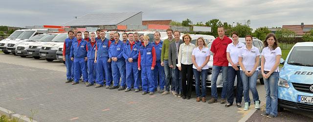 Ihr Team von Spa Creations bzw. der Firma Redlich Haus- & Freizeittechnik GmbH & Co. KG
